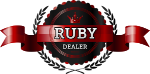 HughesNet Ruby Dealer seal