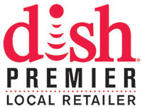 DISH Premier Local Retailer logo