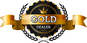 Gold dealer seal